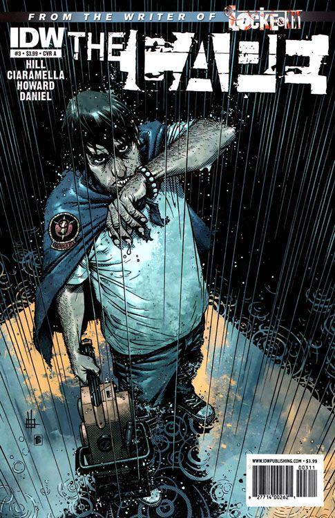 """Comicreview: """"Das Cape"""" von Joe Hill"""
