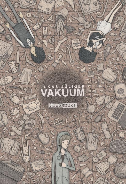 """Comicreview: """"Vakuum"""" von Lukas Jüliger"""