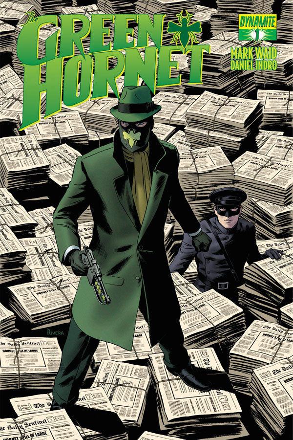 prv15807 cov1 Meine Comickäufe vom 27.03.2013 (Green Hornet, Guardians of the Galaxy, Witch Doctor, Red Team, Daredevil, Wonder Woman uvm.)