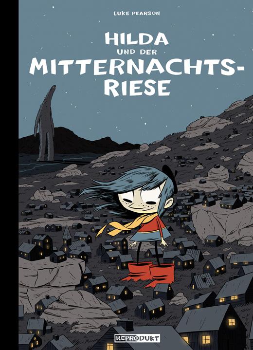 Comicreview: Hilda und der Mitternachtsriese