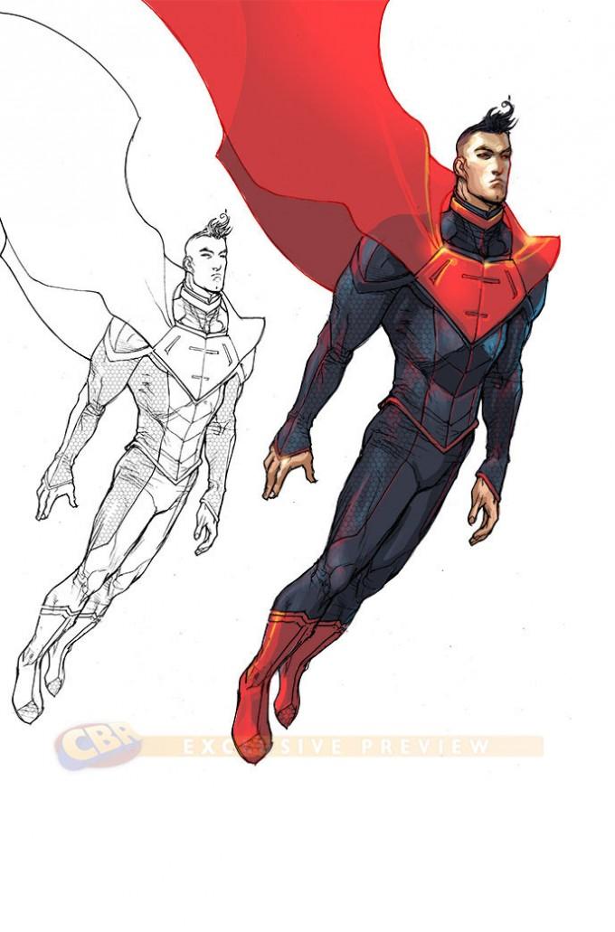 1371497902 680x1031 Justice League 3000: Giffen, DeMatteis und Maguire schicken die DC Helden 1000 Jahre in die Zukunft