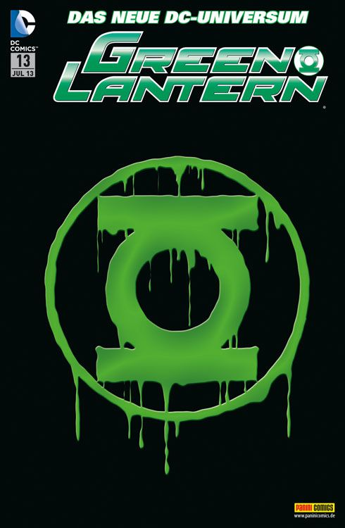 Comicreview: Green Lantern #13