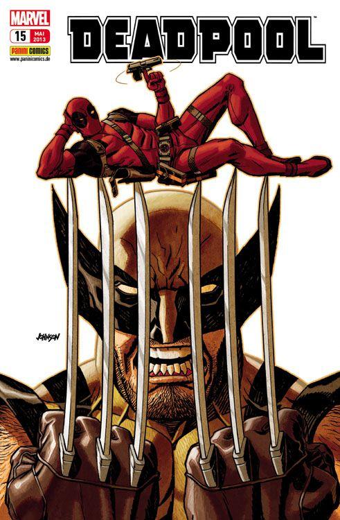 Comicreview: Deadpool #15