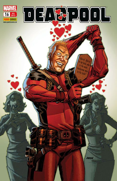 Comicreview: Deadpool #16