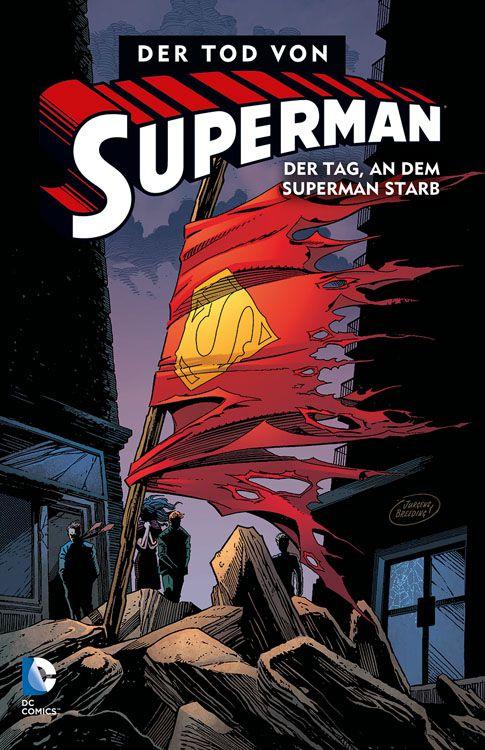 Comicreview: Der Tod von Superman 1 – Der Tag, an dem Superman starb