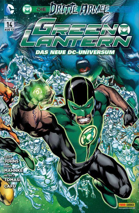 Comicreview: Green Lantern #14