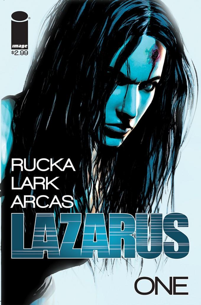 LAZARUS 001 Cover f7a81 680x1031 Meine Comickäufe vom 26.06.2013 (Guardians Of The Galaxy, Lazarus, Mara, X Men, Daredevil, Danger Girl, Jupiter Legacy)