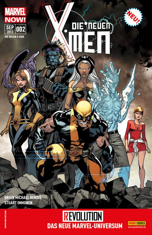 "Marvel Comicreview Now! – ""Die neuen X-Men"" #2"