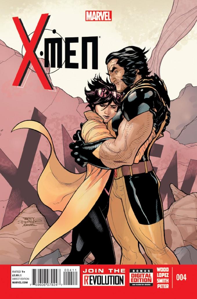 XMEN2013004 DC11 LR e359b1 680x1032 Meine Comickäufe vom 21.08.2013 (X Men, Wonder Woman, KISS Kids, Daredevil)