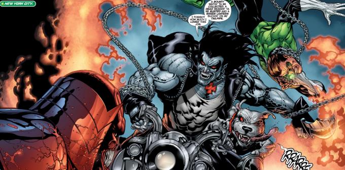 lobo1 680x335 Die Justice League of America zieht nach Kanada und Lobo wird zum Männermodel