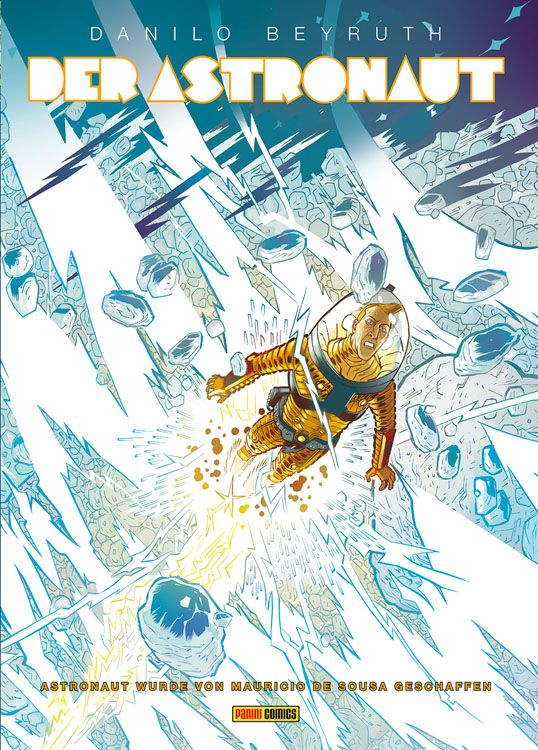 """Comicreview: """"Der Astronaut"""" von Danilo Beyruth – Mit Gewinnspiel!"""