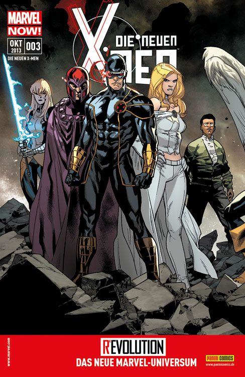 "Marvel Comicreview Now! – ""Die neuen X-Men"" #3"