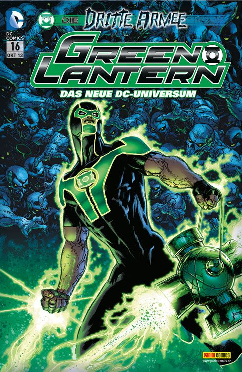 Comicreview: Green Lantern #16