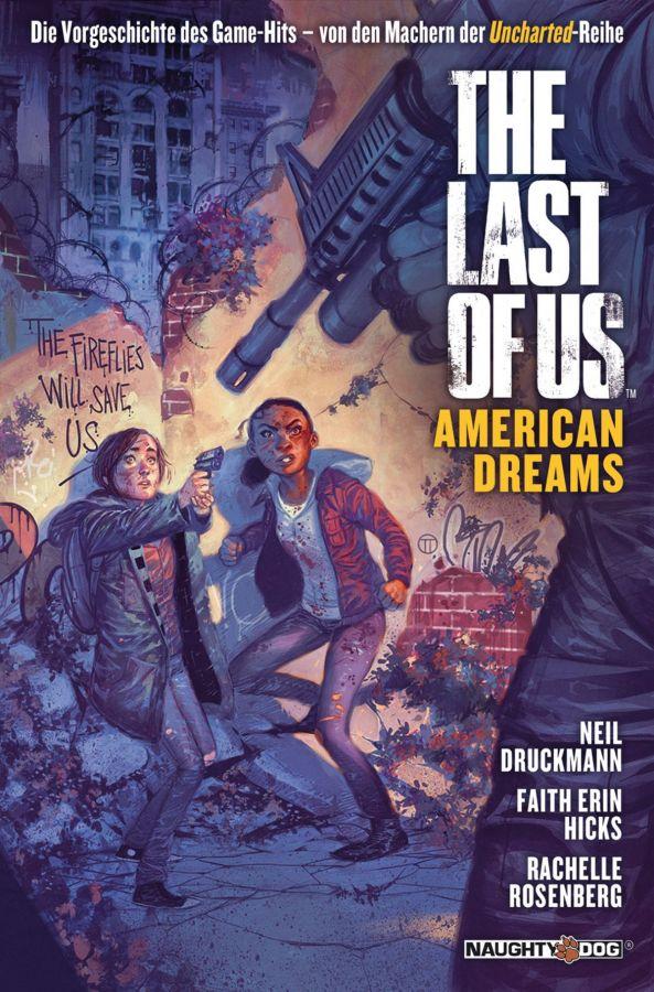 """Comicreview: """"Last Of Us – American Dreams"""" – der Prequelcomic zum Spiel"""