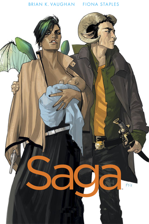 "Comicreview: ""Saga"" Band 1"