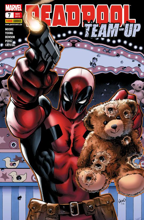Comicreview: Deadpool Sonderband 7