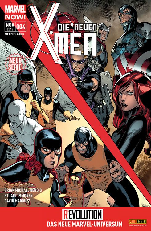 Comicreview Now! Die neuen X-Men 4