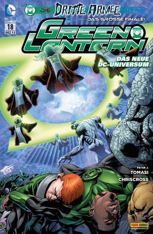 Comicreview: Green Lantern 18