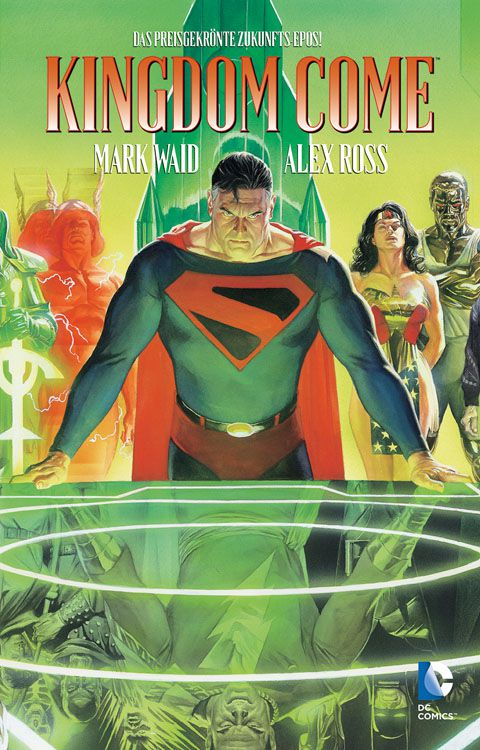 "Comicreview: ""Kingdom Come"" von Mark Waid und Alex Ross"