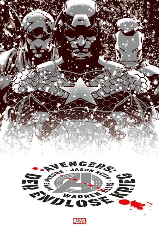 Comicreview: Avengers – Der endlose Krieg