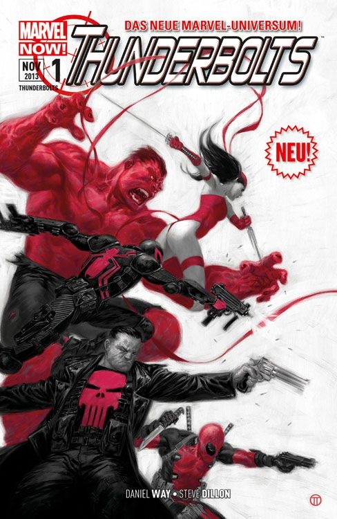 Comicreview: Thunderbolts Band 1