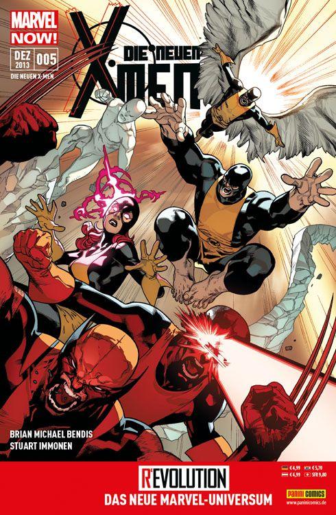Comicreview Now! Die neuen X-Men 5