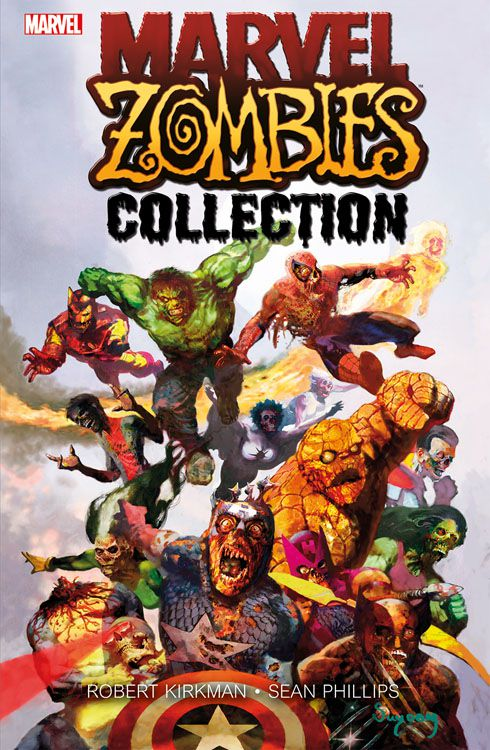 """Comicreview: Die große """"Marvel Zombies Collection"""" Band 1 von Panini"""