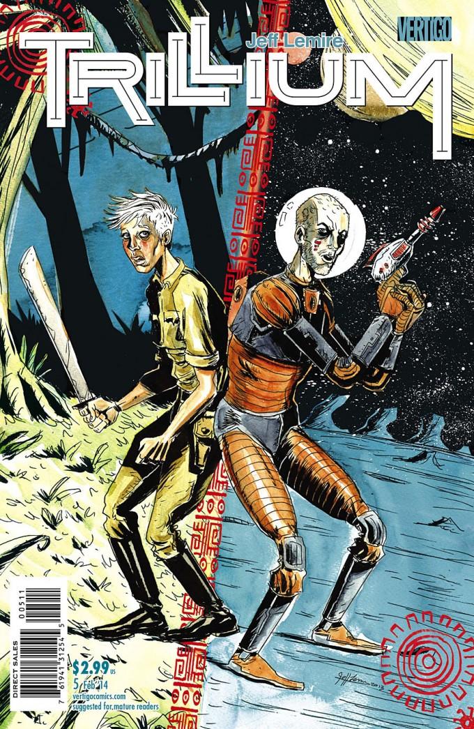 TRILL Cv5 ds c1fd41 680x1045 Meine Comickäufe vom 11.12.2013 (Trillium, Daredevil, Judge Dredd, The MAXX, Guardians, Lazarus, Coffin Hill, )