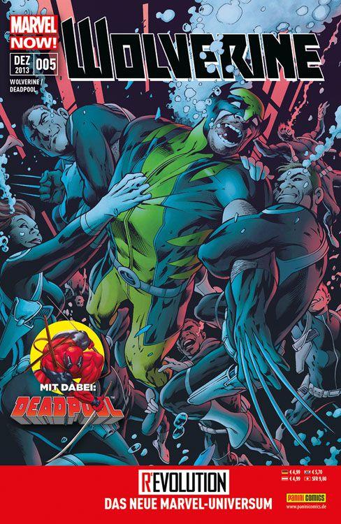 Comicreview Now! Wolverine & Deadpool 5