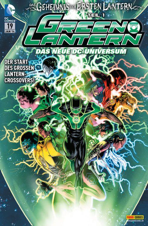 Comicreview: Green Lantern #19