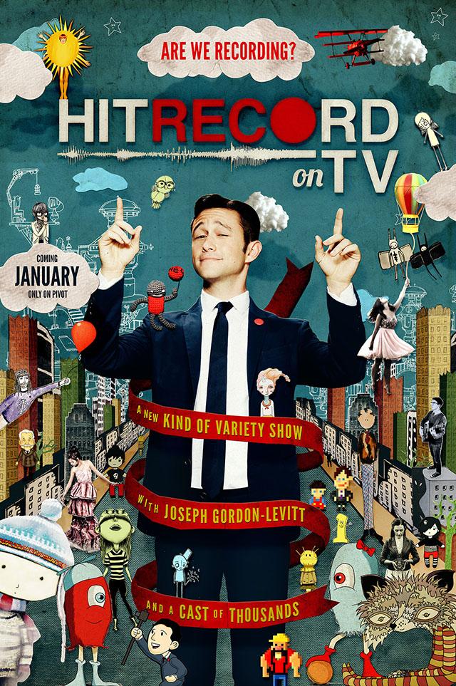 HITRECORDONTV1 Hitrecord on TV   Die neue Variety TV Show von Joseph Gordon Levitt premiert online