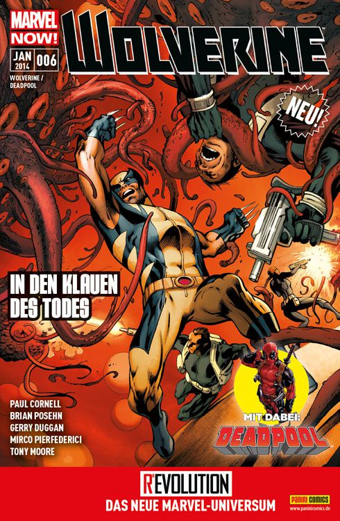 Comicreview Now! Wolverine & Deadpool 6