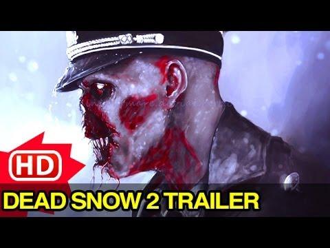 dead snow 2 red vs dead ist noch Dead Snow 2: Red vs. Dead hat ein Poster und kommt bald in die Kinos!