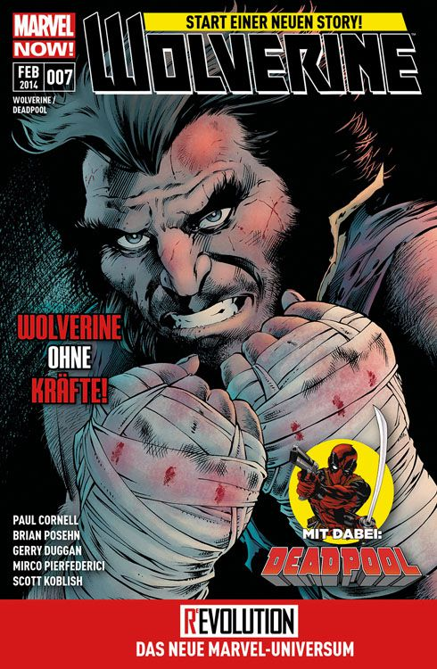 Comicreview Now! Wolverine & Deadpool 7