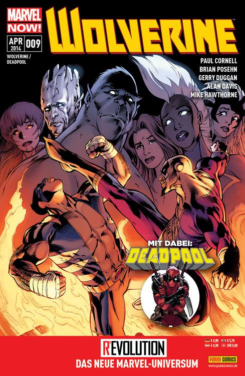 Comicreview: Wolverine & Deadpool #9