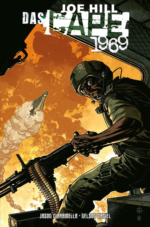 "Comicreview: ""Das Cape 2: 1969"" von Joe Hill"