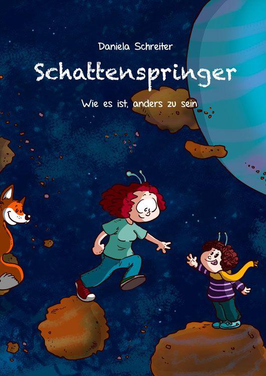 """Comicreview: """"Schattenspringer – Wie es ist, anders zu sein"""""""