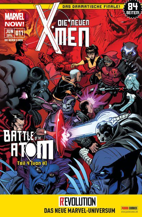 Comicreview: Die neuen X-Men 11