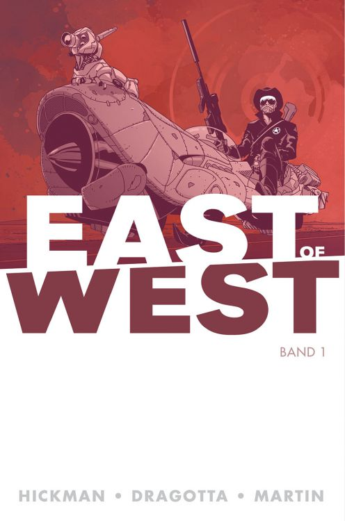 Comicreview: East of West