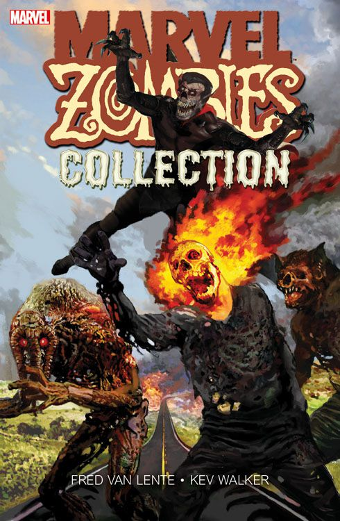 "Comicreview: ""Marvel Zombies Collection"" Bd. 2"