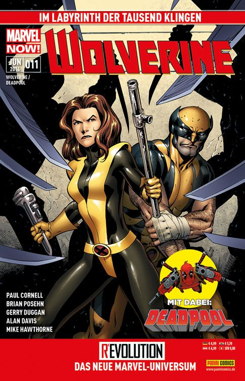 Comicreview: Wolverine & Deadpool #11