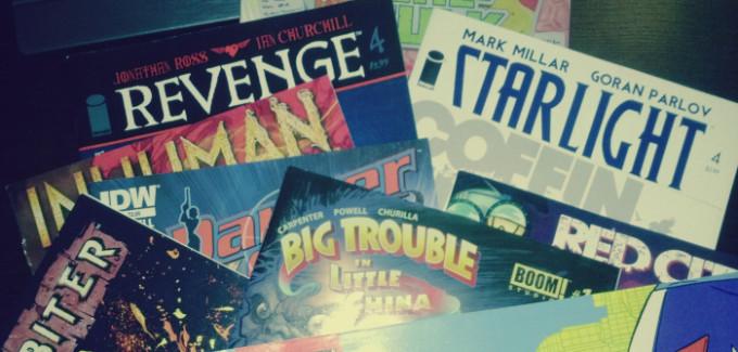 comics 18 06 2014 680x325 Meine Comickäufe vom 11.06.2014   She Hulk, Inhuman, Big Trouble in Little China, Nailbiter, Red City, Danger Girl, Starlight, uvm