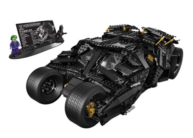 1 346e6d95521 680x487 Der The Dark Knight Tumbler aus Lego mit Heath Ledger Joker