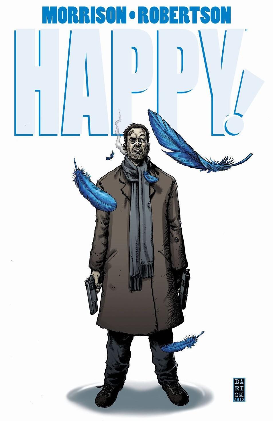 """Comicreview: """"Happy!"""" von Grant Morrison"""