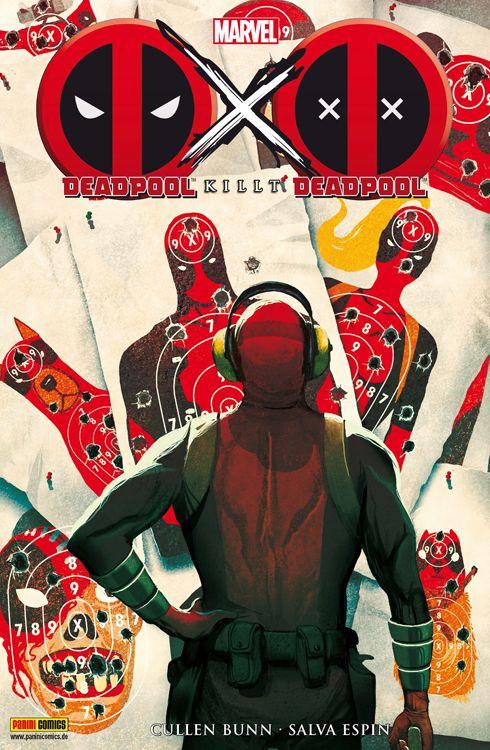 "Comicreview: ""Deadpool killt Deadpool"""