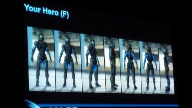 Mass Effect 4 Female Hero Concept Art1 An alle N7: Es gibt Infos zum neuen Mass Effect Game