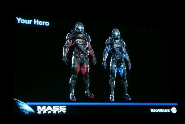 Mass Effect 4 New N7 Armor1 An alle N7: Es gibt Infos zum neuen Mass Effect Game