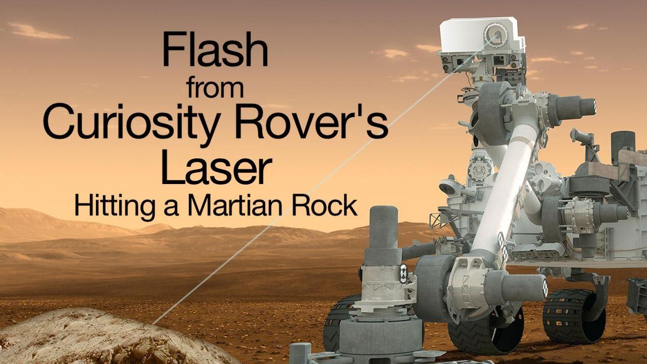 maxresdefault13 Pew Pew Pew: Curiosity schießt auf dem Mars mit Lasern auf Steine