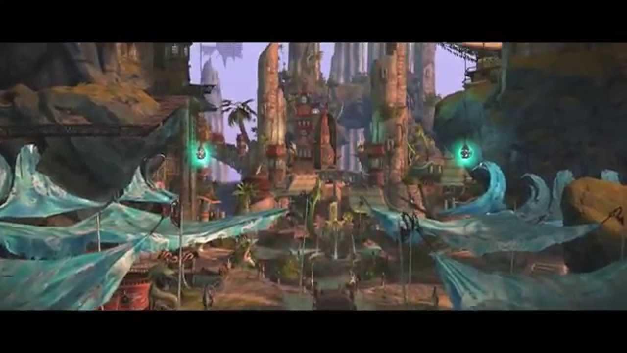 maxresdefault1E3OL0ZM Ich habe Guild Wars 2 nie gespielt, aber dieser Fantrailer ist irre gut