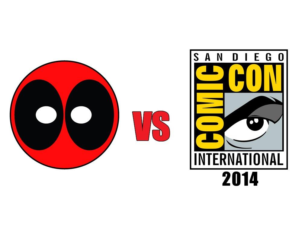 maxresdefault4U67ROOG Deadpool vs. Comic Con 2014